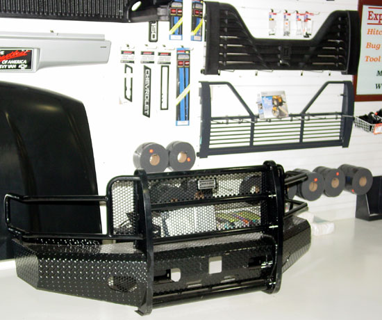 Captivating Custom Bumpers U0026 Grill Guards Home Design Ideas